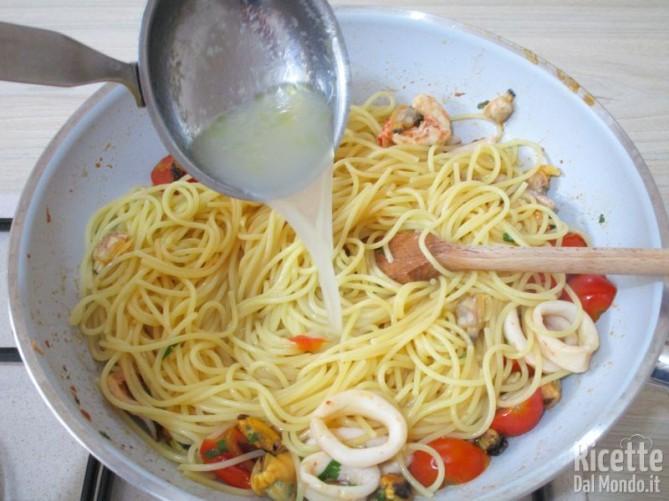 Spaghetti allo scoglio 16