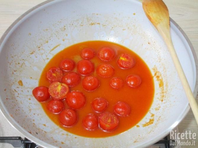 Spaghetti ai frutti di mare 8