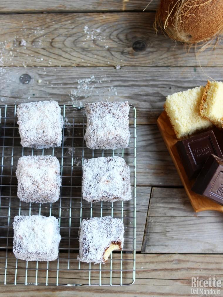 Come fare i dolcetti al cioccolato e cocco