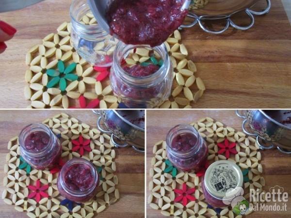 Confettura di fragoline di bosco 7