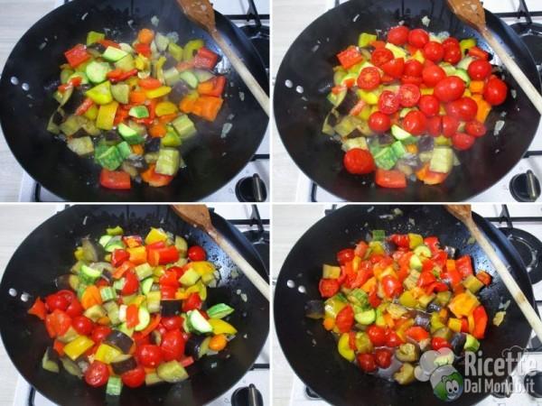 Ratatouille di verdure 5