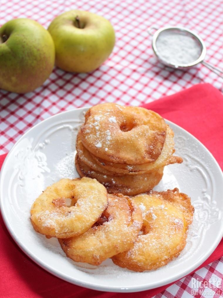 Come fare le frittelle di mele