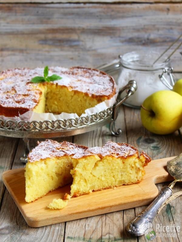 Ricetta torta i mele