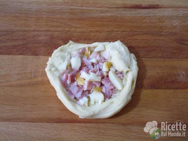 Rustico salato di pasta brioche 8