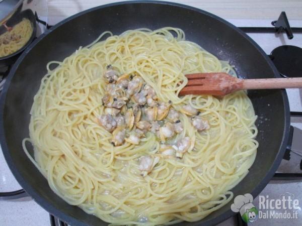 Spaghetti alle vongole 9