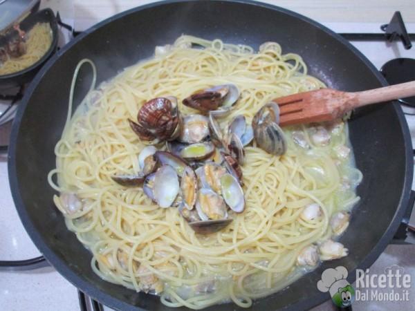 Spaghetti alle vongole 10