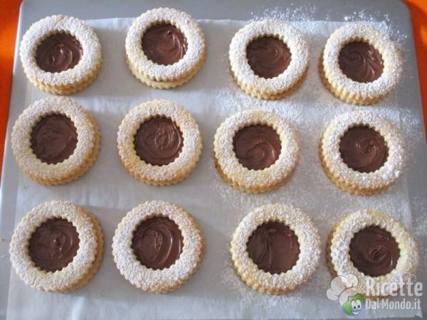 Biscotti alla Nutella 12