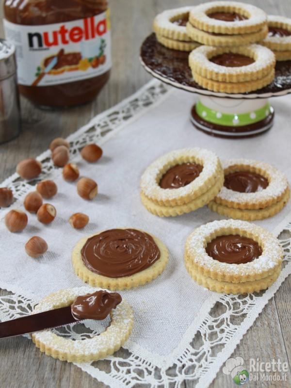 Come fare i biscotti alla Nutella