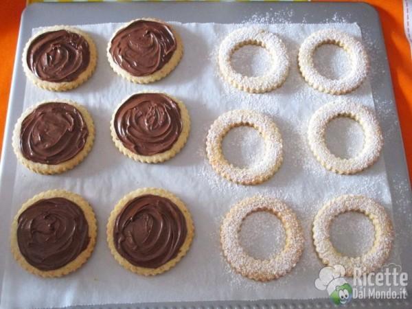 Biscotti alla Nutella 11