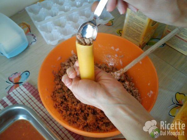 Cannelloni di Carne al Forno