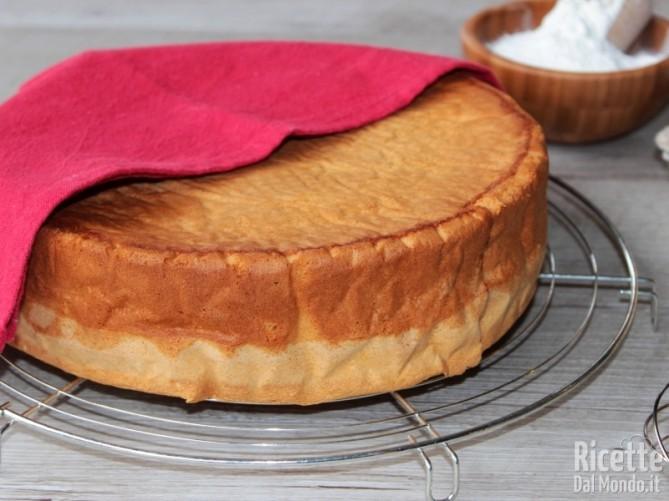 Come fare il pan di spagna senza lievito
