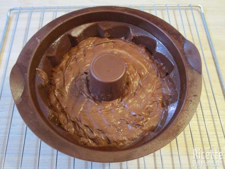 Ciambella al cacao 9