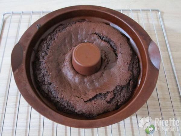 Ciambella al cacao 10