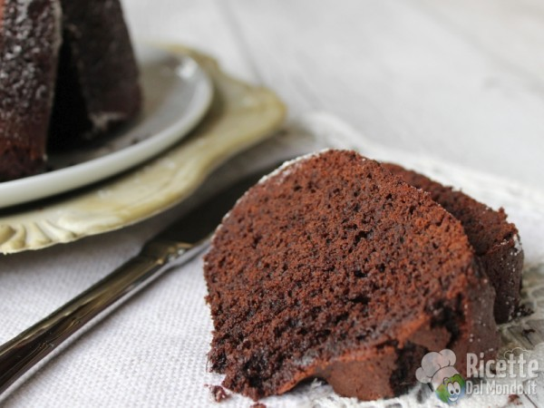 Ricetta ciambella soffice al cacao
