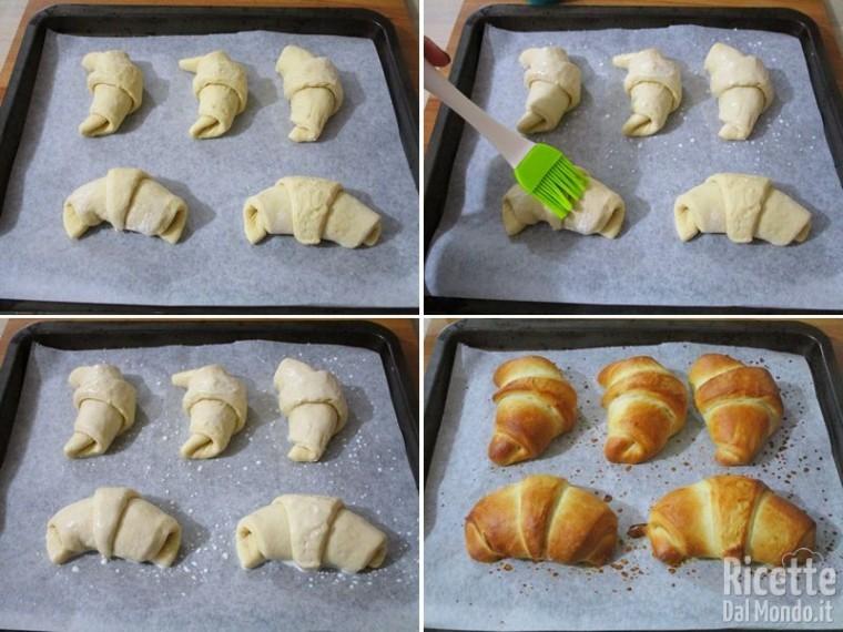 Croissant alla Nutella 8
