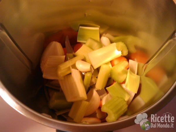 Zuppa di Orzo e Farro