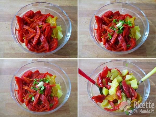 Peperoni e patate 4