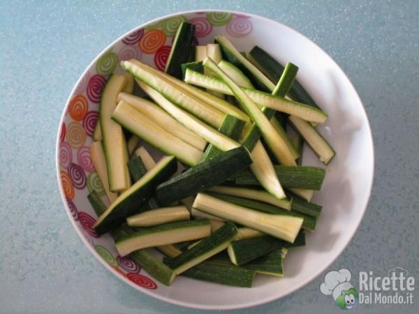 Caserecce zucchine ricotta 2