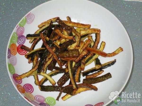 Caserecce zucchine ricotta 4