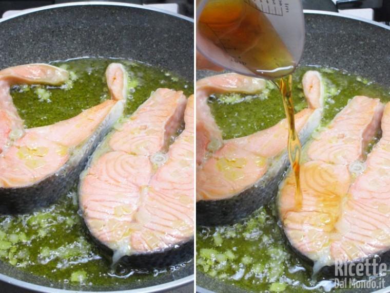 Ricette per i tranci di salmone freschi 3
