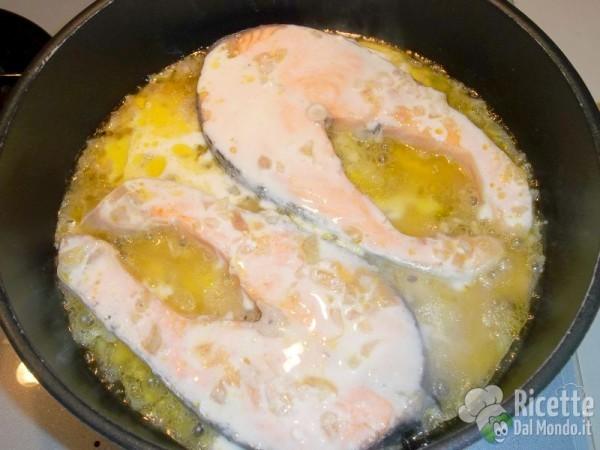 Ricette per i tranci di salmone freschi 7
