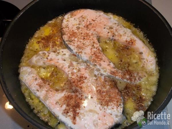 Ricette per i tranci di salmone freschi 8