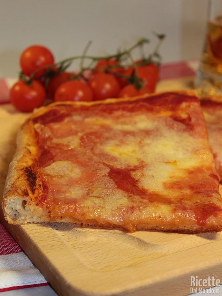 Come fare la pizza Bimby