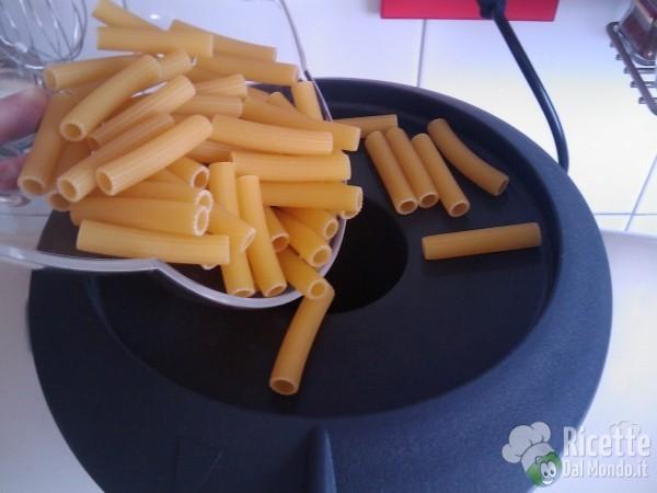 Pasta con i Gamberetti