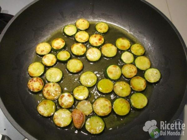Fusilli con zucchine e philadelphia 4