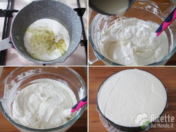 Torta fredda al cocco 6
