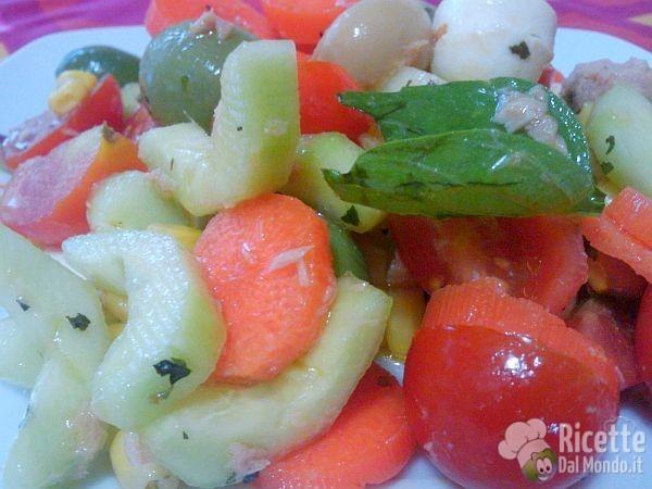 Insalata Ricca di Pomodori