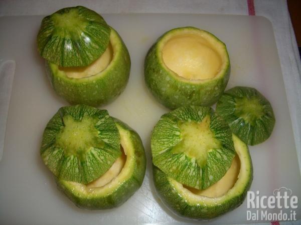 Sorpresa di Zucchine Tonde