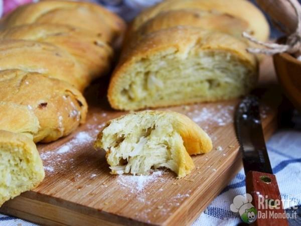 Come fare i panini alla cipolla