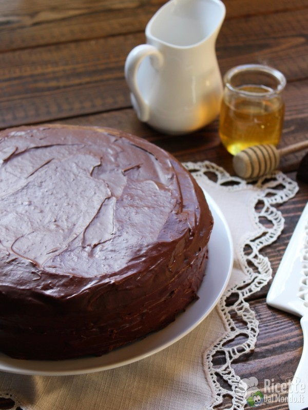 Ricetta per fare la torta kinder delice