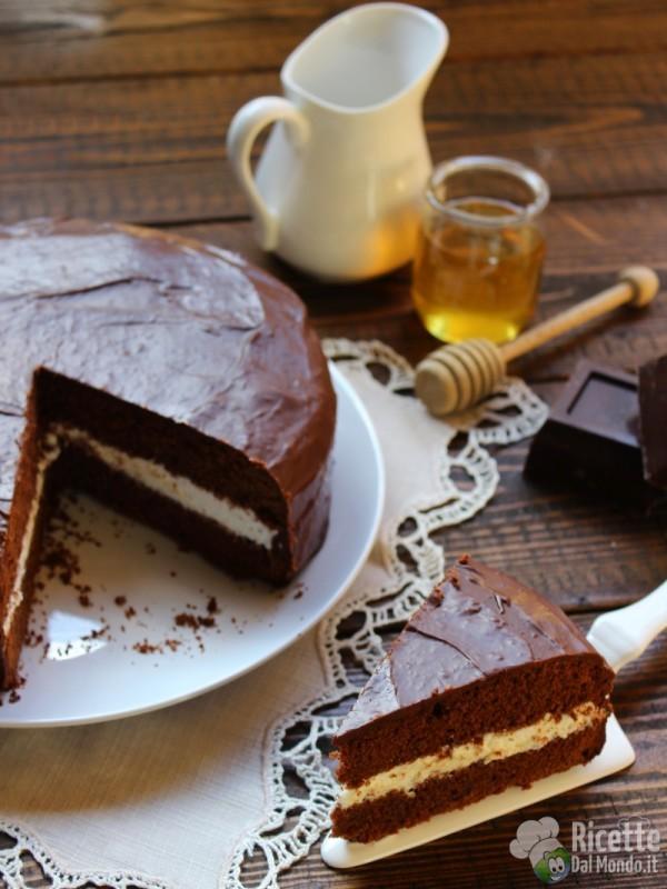 Come fare la torta kinder delice in casa