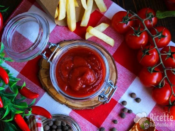Ricetta ketchup fatto in casa
