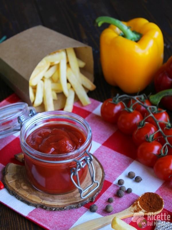 Come fare il ketchup