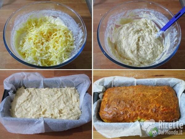 Plumcake soffice al formaggio 4
