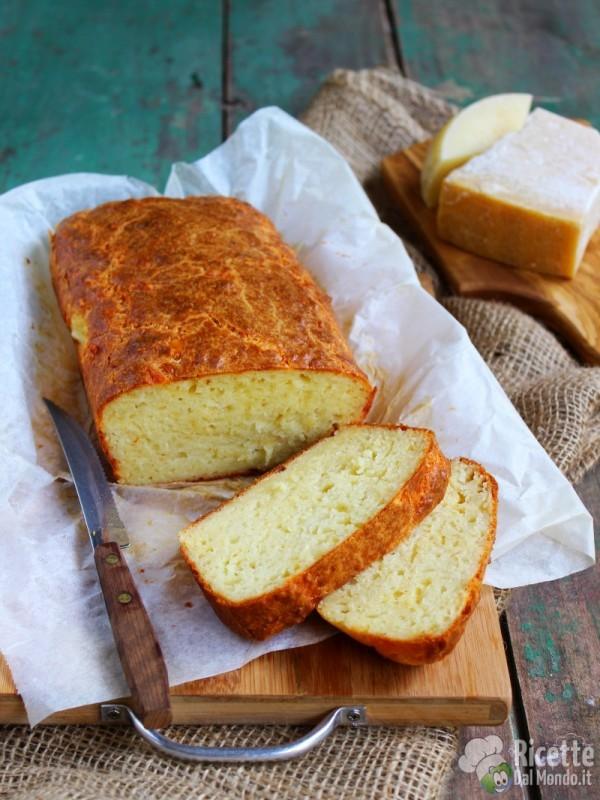Come fare il plumcake al formaggio e yogurt