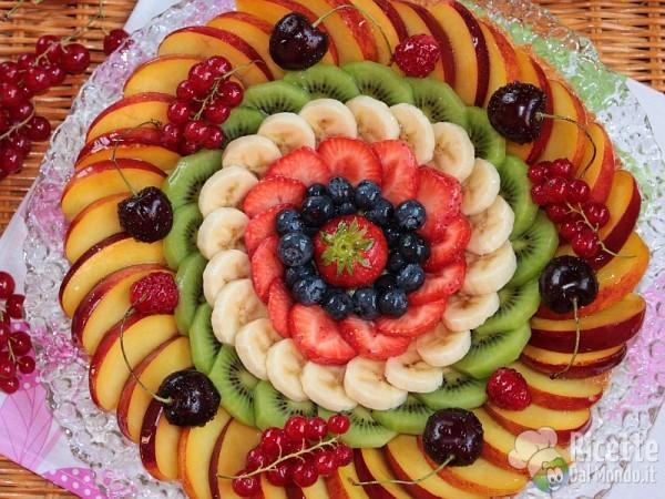 Super Ricetta Crostata di Frutta - Ricette Crostate KZ76