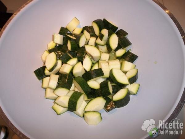 Pasta philadelphia e zucchine 3