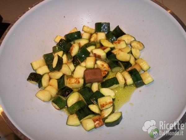 Pasta philadelphia e zucchine 4