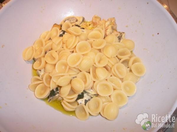 Pasta philadelphia e zucchine 7