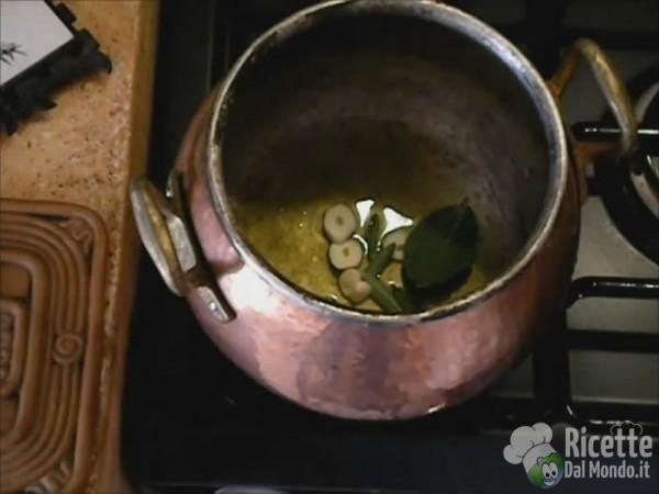 Zuppa di Fagioli bianchi e Cavatelli