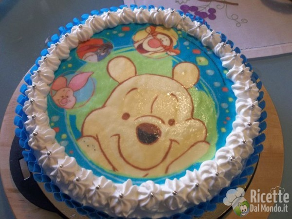 Torta di Winnie The Pooh