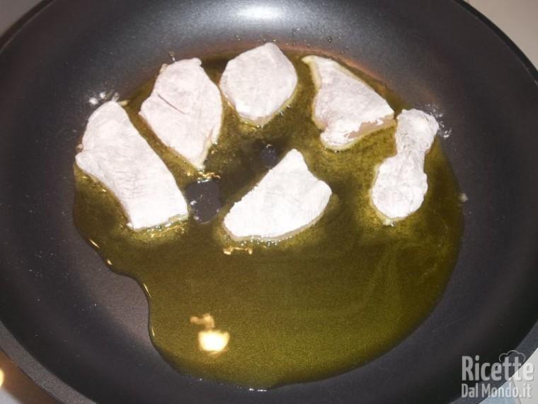 Bocconcini di Pollo al Latte