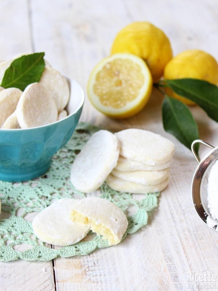 Come fare i lemon meltaways
