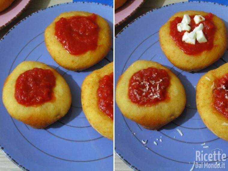 Pizzette fritte montanare 8