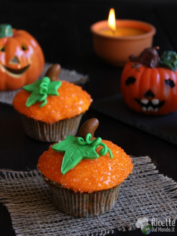 Come fare le Zucchette di Halloween