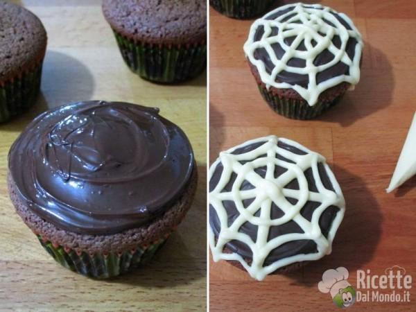 Muffin con la ragnatela 5